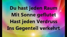 Herbert Grönemeyer - Der Weg ( Lyrics/Songtext) - YouTube