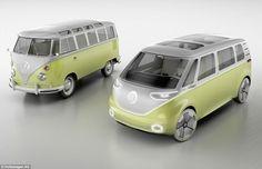 Bevestigd: déze iconische Volkswagenbus komt weer op de markt