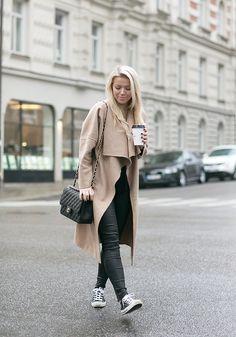 BLOGGER COAT : P.S. I love fashion by Linda Juhola