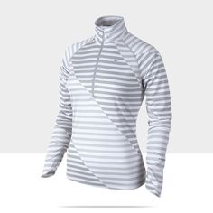 Nike Element Jacquard Half-Zip Women's Running Shirt