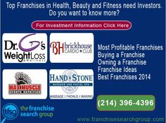 Fotos de Top Franchises in Health, Beauty, and Fitness require invest