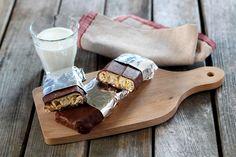La recette facile et inratable des Kinder Country au Thermomix. Pour un résultat au goût identique à celui de la célèbre barre chocolatée !