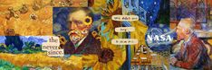 header, yellow and blue, van gogh, aesthetic Twitter Header Quotes, Cute Twitter Headers, Facebook Header, Header Tumblr, Twitter Banner, Twitter Backgrounds, Twitter Layouts, Foto Twitter, Twitter Cover