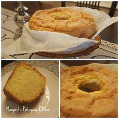 Pao de lo: Portuguese Sponge Cake