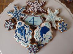 biscuits fête Ellie 4 ans