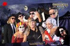 The Goodwill event - Ghoulwill - what a great evening and crazy fun!