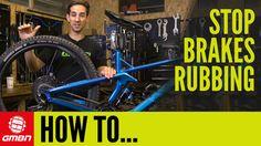 How To Stop Your Brakes Rubbing | Mountain Bike Maintenance - VIDEO - http://mountain-bike-review.net/mountain-bikes/how-to-stop-your-brakes-rubbing-mountain-bike-maintenance-video/ #mountainbike #mountain biking