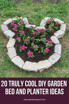 Truly Cool DIY Garden Bed and Planter Ideas Mickey head flower planter created from concrete blocks.Mickey head flower planter created from concrete blocks. Disney Diy, Disney Home Decor, Disney Crafts, Disney Garden, Diy Garden Bed, Disney Rooms, Flower Planters, Diy Planters, Fall Planters