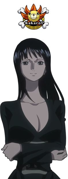 Image result for nico robin strong world
