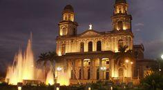 Antigua Catedral Mangua - Nicaragua