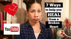 Christian Youtuber talks about how to heal from a broken heart..Christian dating and relationship advice..true love waits and purity advice as well
