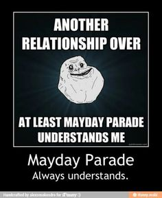 mayday parade is perfection