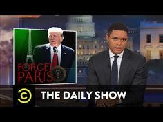 Trump Tells Earth to Go F**k Itself: The Daily Show  The Daily Show with Trevor Noah