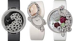 Les heures fabuleuses de Cartier collection for SIHH 2013