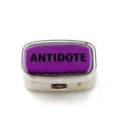 Anidote Pill Box