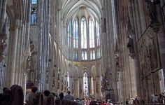 Cologne cathedral, Roman Catholic Church With Gothic Style Architecture, Germany Most Luxurious Hotels, Best Hotels, Gothic Style Architecture, Roman Catholic, Catholic Churches, Ancient Ruins, Best Location, Dom, Cathedral