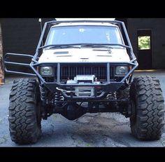 Jeep XJ Exocage