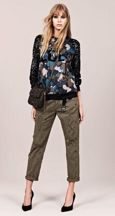 джинсовая коллекция - twin-set