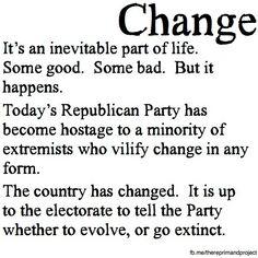 I vote for extinct!
