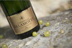 Champagne Delamotte 2004 millésimé