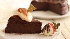 しっとり濃厚なチョコレートケーキ(ガトーショコラ) Gateau chocolat|HidaMari Cooking