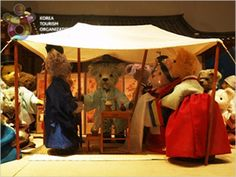 Jeju : Teddy Bear Museum - did not visit here. Teddy Bear Farm, instead! :D