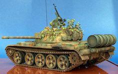 T-55LD by Luke Pitt (Tamiya 1/35)