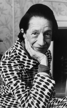 """You gotta have style to get up in the morning"" Diana Vreeland"