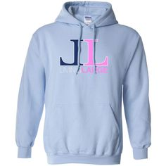 Living Large - The Louie Elizabeth Collection Hoodie