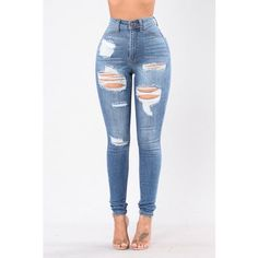 Heavy Lifting Jeans Medium Blue ($40) ❤ liked on Polyvore featuring jeans, pants, bottoms, heavy jeans, blue jeans and white jeans