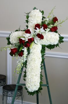 Unique Floral Designs can deliver beautiful sympathy flower arrangements to express your thoughts. We can personalize and customize any arrangement. Fake Flower Arrangements, Funeral Floral Arrangements, Fake Flowers, Funeral Flowers, Wedding Flowers, Funeral Sprays, Memorial Flowers, Funeral Planning, Cemetery Flowers