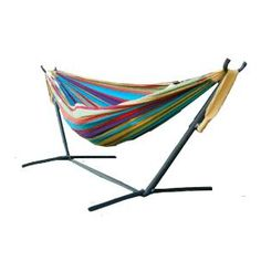 hammock stand   canadian tire  see more  free standing madison hammock with bag hammock stand   canadian tire   back yard   pinterest   hammock      rh   pinterest