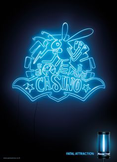 Master Trap: Casino by Ogilvy & Mather