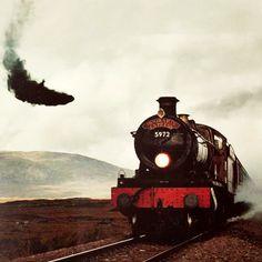 hogwarts express // dementor