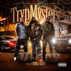 Semaj Da DJ is back with this new mixtape and is titled 'Trvp Mvsters'.  Music from some of hip hop's most popular artists such as Rick Ross, Drake, Fabolous, G-Unit, French Montana, Chinx, Kirko Bangz, Meek Mill, and many more.  Sign on to the best mixtape site and stream/download this mixtape free.  While on our site, check out the many other mixtapes we have available to listen and download free.  We have various genres to choose from, so log on today!