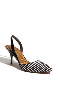 Love my new shoes!  Sam Edelman 'Orly' Slingback Pump
