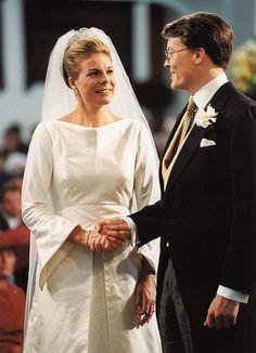 Prince Constantijn and Princess Laurentien of the Netherlands