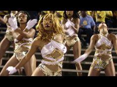 Southern University Fabulous Dancing Dolls Highlights | Crank Fest BOTB - YouTube