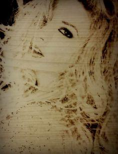 Masiela Lusha woodburn art #masiela #lusha #woodburn