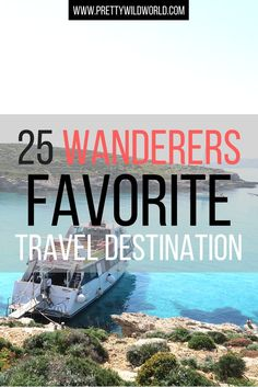 25 amazing travel bloggers share their favorite travel destinations and a short story why each place is memorable to them! Check it out and see what are their favorite destinations and as well their stories. Anyway, what is your favorite travel destination?: