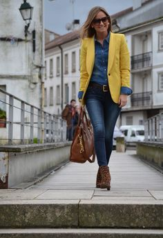 20 Awesome Outfits With Denim Shirts