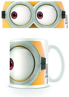 Despicable Me 2 Augen aus Keramik BECHER - http://geschirrkaufen.online/despicable-me-3/despicable-me-2-augen-aus-keramik-becher