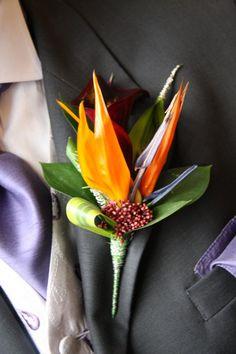 A Wedding Favorite: The Bird of Paradise Flower   Arabia Weddings