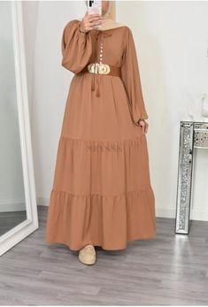 Modest Fashion Hijab, Modern Hijab Fashion, Muslim Women Fashion, Korean Fashion Dress, Latest African Fashion Dresses, Abaya Fashion, Fashion Outfits, Hijab Dress Party, Hijab Style Dress