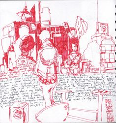 french Sketchbook