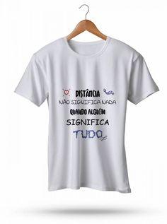 Camisetas Diversos Modelos - Distância MO8860