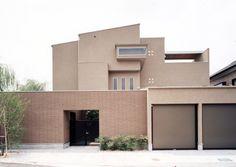 家具と建築のコラボレーション住宅