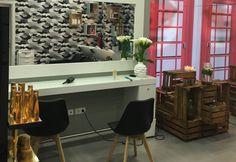 Salão cabeleireiro, Matosinhos, Portugal. Projecto elaborado pela nossa equipa de criativos. Contactos: Telm.916242918 filipefrancisco@expocabeleireiros.com
