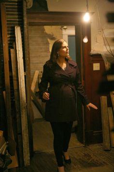 "Brennan (Emily Deschanel) from ""The Crack in the Code"" episode of BONES on FOX."