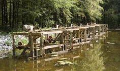 Bezoekerscentrum Waterloopbos | Natuurmonumenten, Flevoland.
